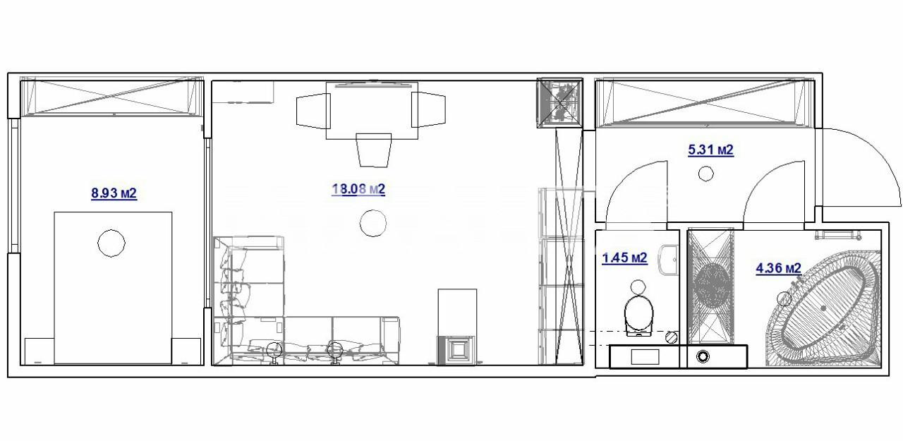 Продается 1-комнатная Квартира на ул. Ул. Максимовича — 68 000 у.е. (фото №10)