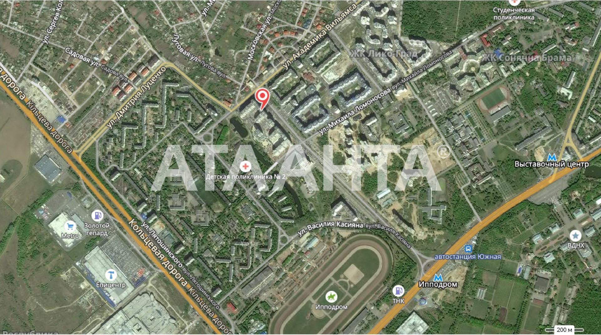 Продается 2-комнатная Квартира на ул. Ул. Вильямса — 130 000 у.е. (фото №30)