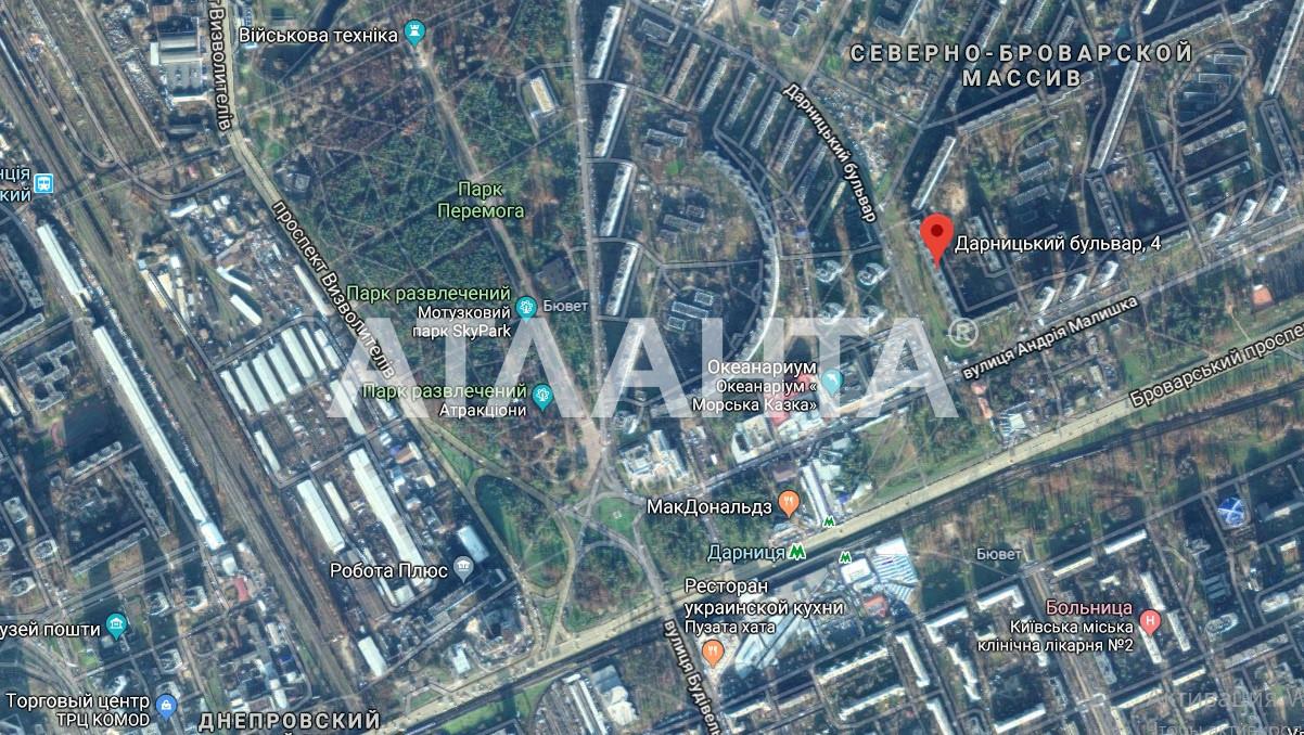Продается 3-комнатная Квартира на ул. Дарницкий Бульвар — 57 500 у.е. (фото №8)