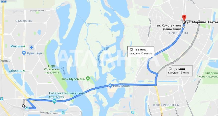 Продается 2-комнатная Квартира на ул. Ул. Марины Цветаевой — 39 500 у.е. (фото №8)