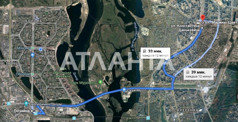 Продается 2-комнатная Квартира на ул. Ул. Марины Цветаевой — 39 500 у.е. (фото №9)