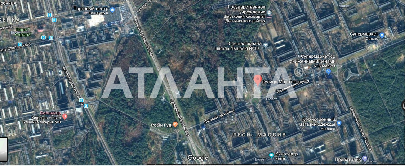Продается 1-комнатная Квартира на ул. Ул. Милютенко — 35 000 у.е. (фото №15)