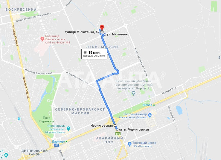 Продается 1-комнатная Квартира на ул. Ул. Милютенко — 35 000 у.е. (фото №16)