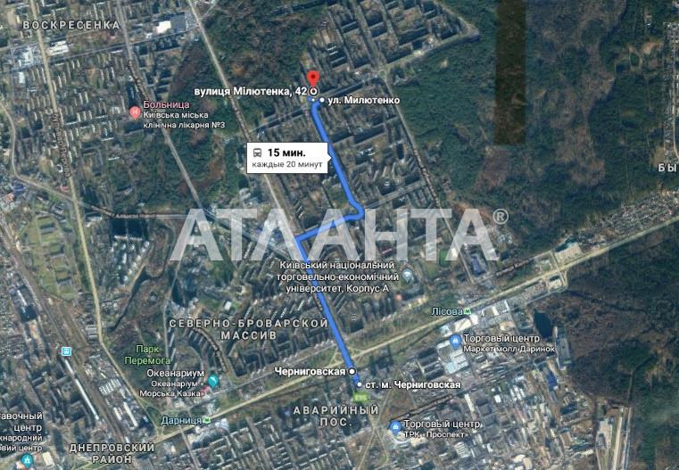 Продается 1-комнатная Квартира на ул. Ул. Милютенко — 35 000 у.е. (фото №17)