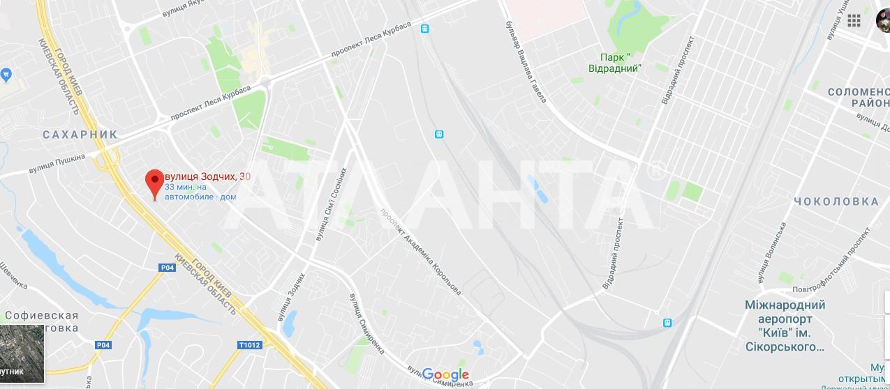 Продается 3-комнатная Квартира на ул. Ул. Зодчих — 35 000 у.е. (фото №8)