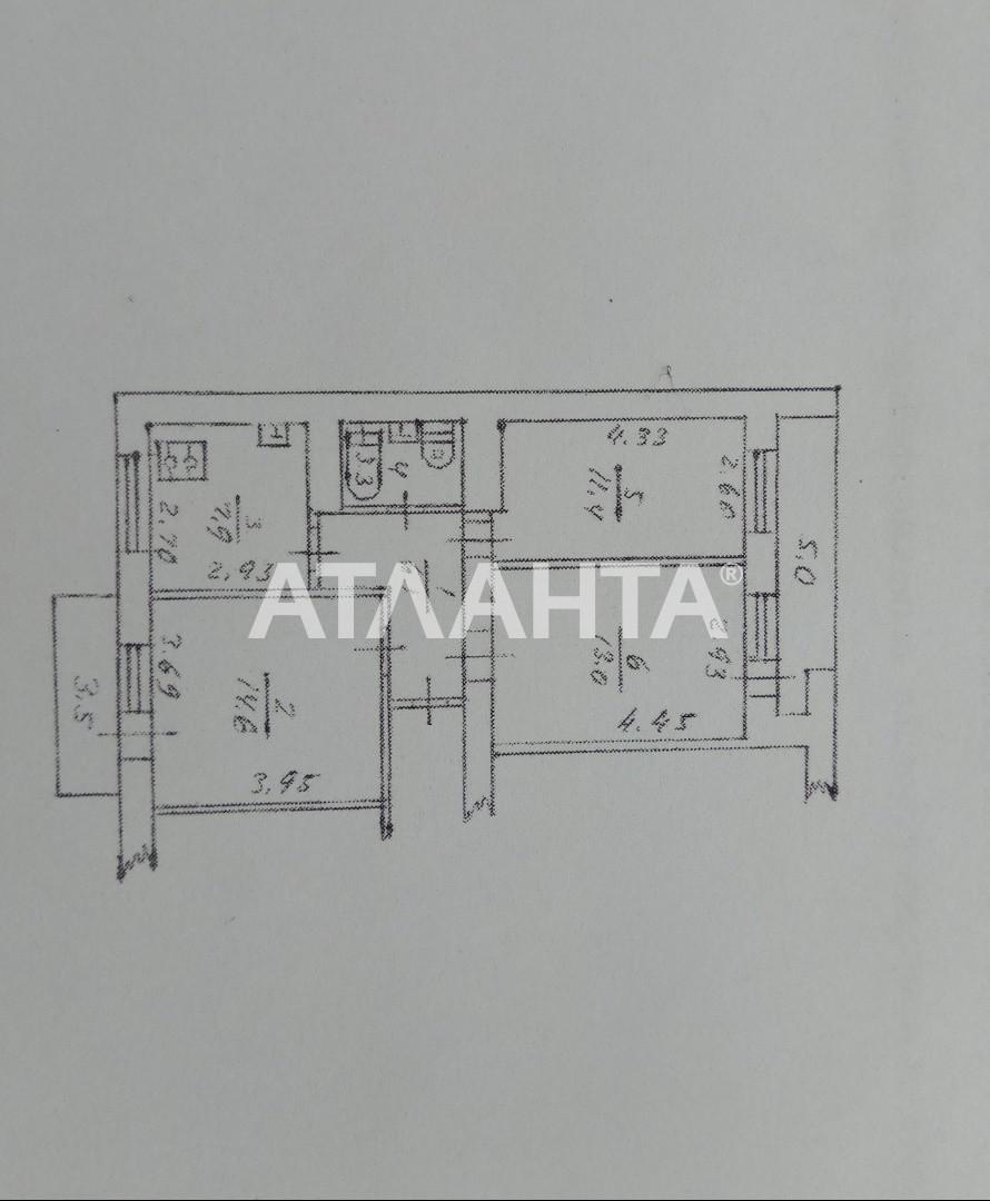 Продается 3-комнатная Квартира на ул. Ул. Заболотного — 58 500 у.е. (фото №19)
