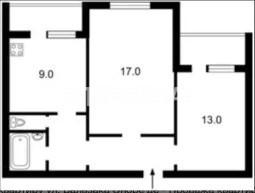 Продается 2-комнатная Квартира на ул. Ул. Бальзака — 39 000 у.е. (фото №11)