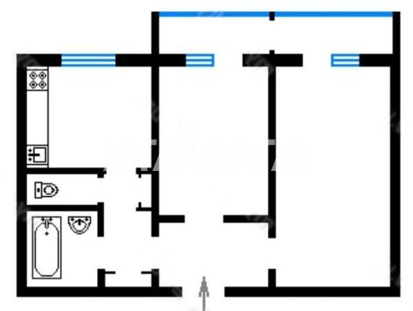 Продается 2-комнатная Квартира на ул. Василия Касияна — 46 900 у.е. (фото №19)
