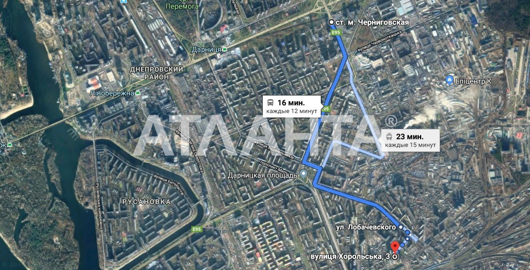 Продается 3-комнатная Квартира на ул. Ул. Хорольская — 50 000 у.е. (фото №12)