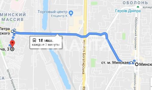 Продается 2-комнатная Квартира на ул. Ул. Петра Панча — 55 000 у.е. (фото №11)