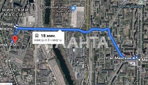 Продается 2-комнатная Квартира на ул. Ул. Петра Панча — 55 000 у.е. (фото №12)