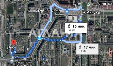 Продается 3-комнатная Квартира на ул. Ул. Тимошенко — 55 000 у.е. (фото №4)
