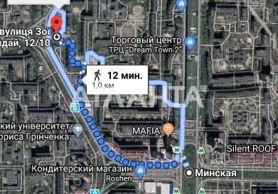 Продается 3-комнатная Квартира на ул. Зои Гайдай — 73 100 у.е. (фото №10)