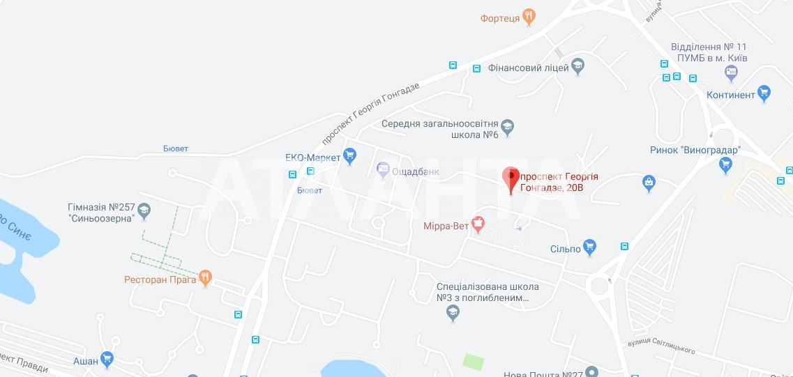 Продается 3-комнатная Квартира на ул. Просп. Гонгадзе — 56 500 у.е. (фото №4)