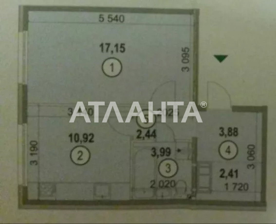 Продается 1-комнатная Квартира на ул. Ул. Калнышевского — 49 500 у.е. (фото №6)
