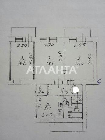 Продается 3-комнатная Квартира на ул. Ул. Винниченко — 114 900 у.е. (фото №8)