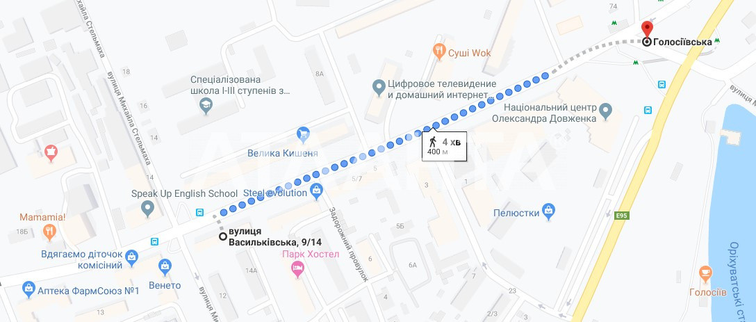 Продается 2-комнатная Квартира на ул. Ул. Васильковская — 60 000 у.е. (фото №5)