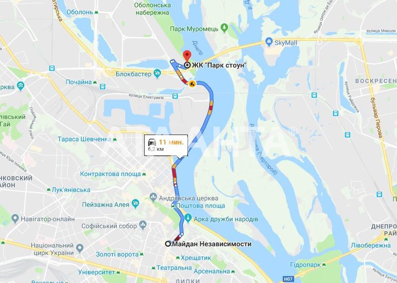 Продается 1-комнатная Квартира на ул. Просп. Героев Сталинграда — 82 000 у.е. (фото №7)