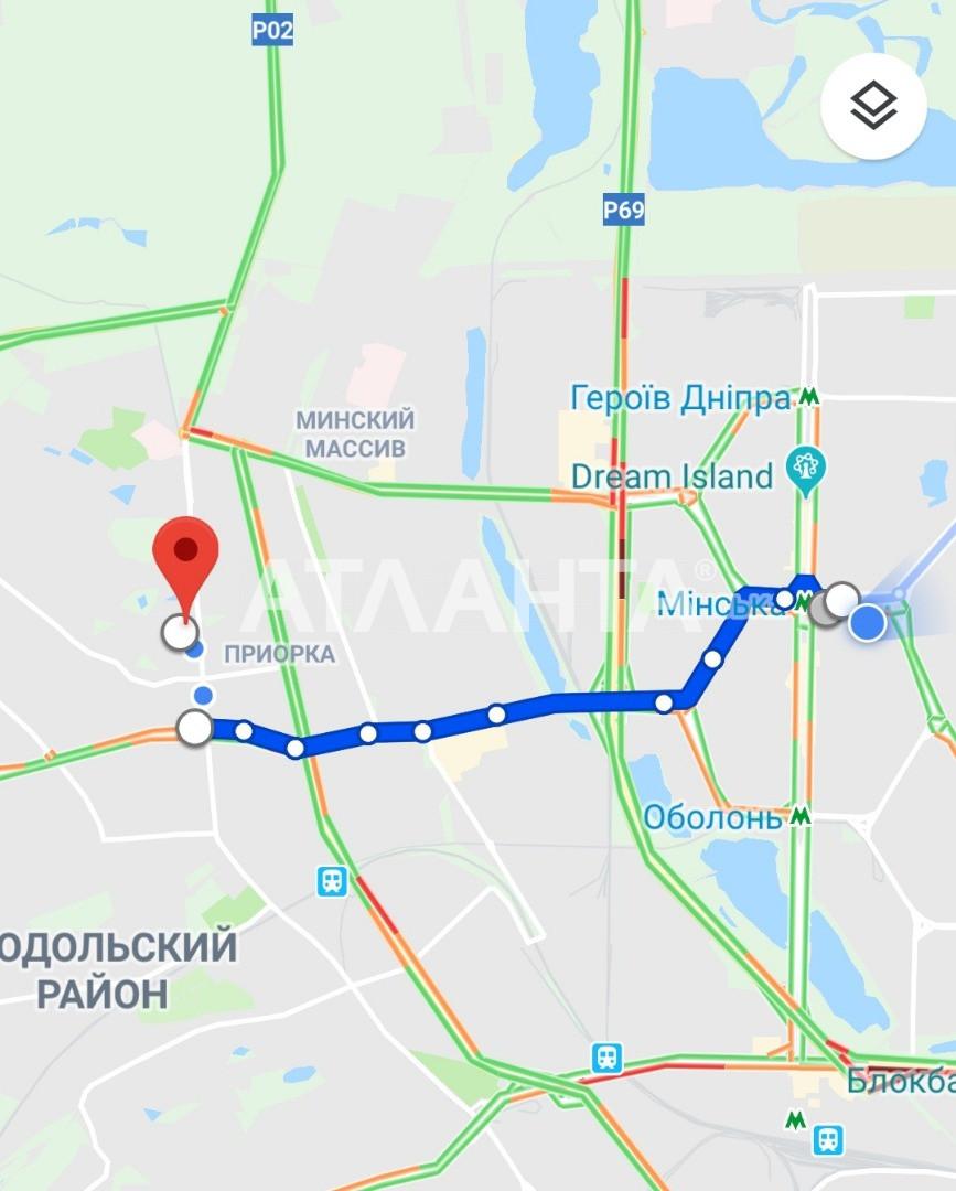 Продается 1-комнатная Квартира на ул. Ул. Вышгородская — 72 000 у.е. (фото №12)