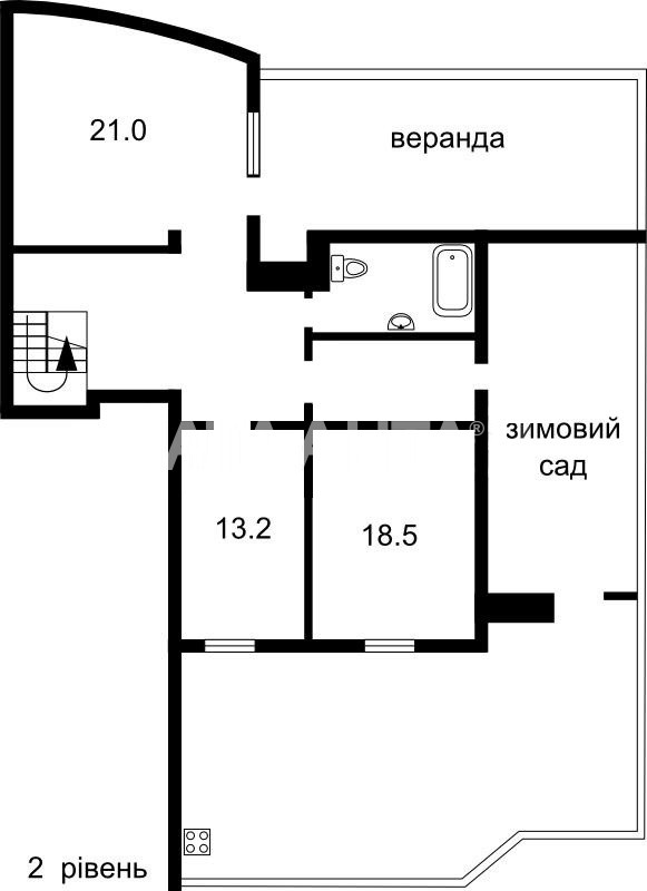 Продается 4-комнатная Квартира на ул. Ул. Ломоносова — 190 000 у.е. (фото №22)