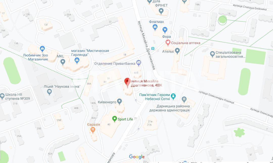Продается 2-комнатная Квартира на ул. Ул. Драгоманова — 100 000 у.е. (фото №8)