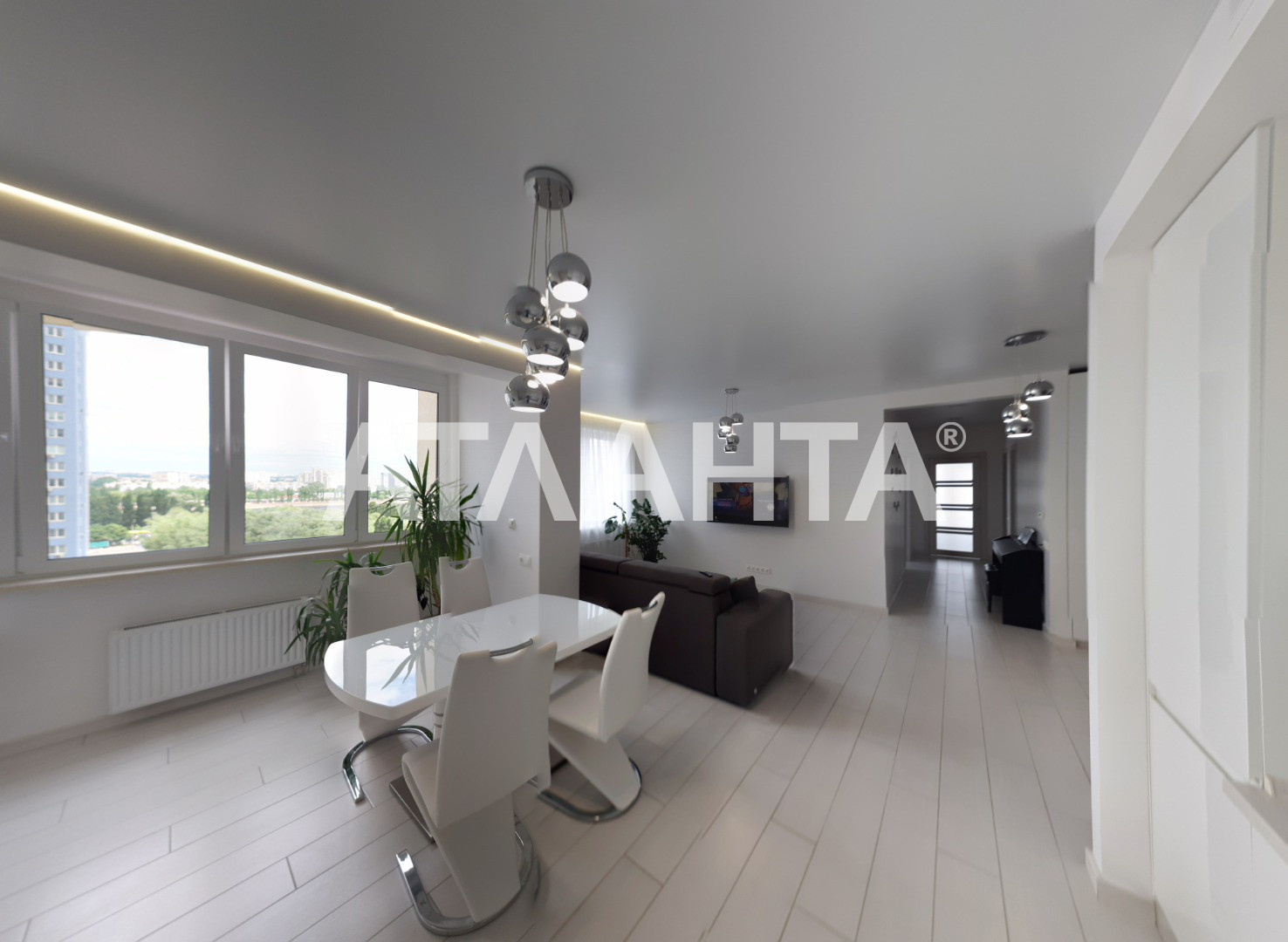 Продается 3-комнатная Квартира на ул. Просп. Глушкова — 160 000 у.е. (фото №26)