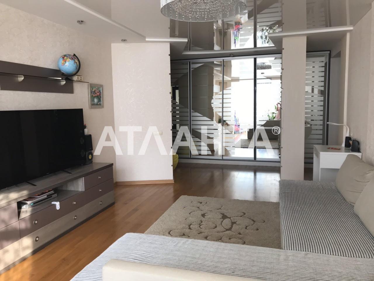 Продается 3-комнатная Квартира на ул. Ул. Ломоносова — 128 000 у.е.