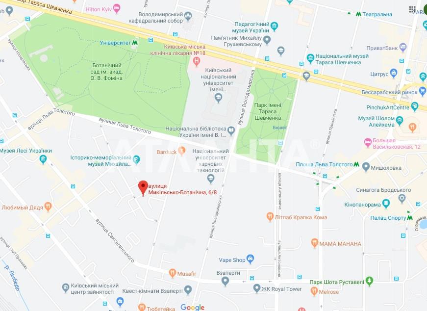 Продается 2-комнатная Квартира на ул. Ул. Никольско-Ботаническая — 86 000 у.е. (фото №6)