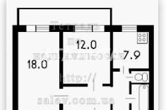 Продается 2-комнатная Квартира на ул. Ул. Приречная — 65 000 у.е. (фото №9)