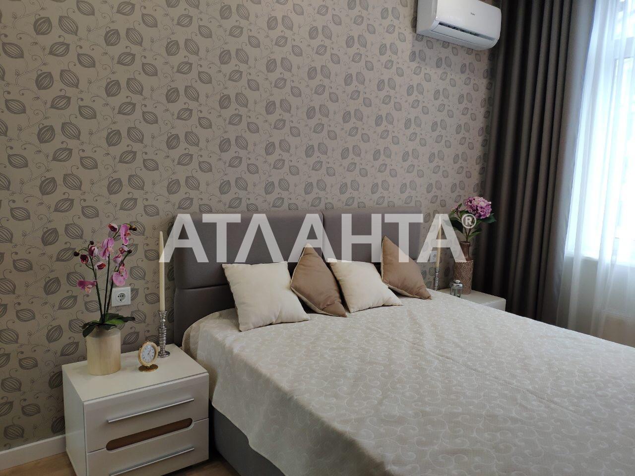 Сдается 2-комнатная Квартира на ул. Юнацька — 0 у.е./сут. (фото №4)