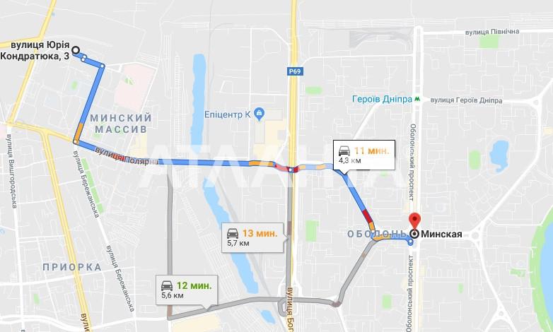 Продается 3-комнатная Квартира на ул. Кондратюка Юрия — 120 000 у.е. (фото №10)