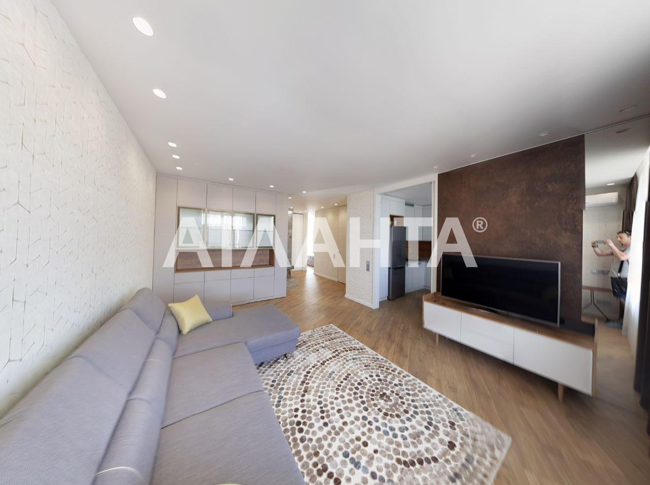 Продается 2-комнатная Квартира на ул. Практична — 110 000 у.е. (фото №2)