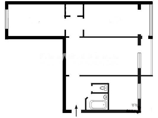 Продается 3-комнатная Квартира на ул. Ул. Мельникова — 106 500 у.е. (фото №9)