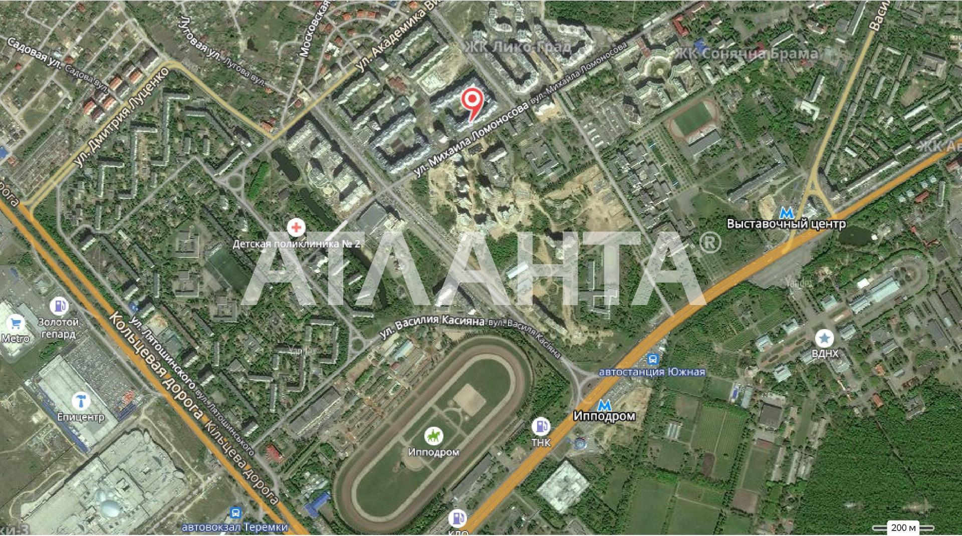 Продается 2-комнатная Квартира на ул. Ул. Ломоносова — 80 000 у.е. (фото №14)