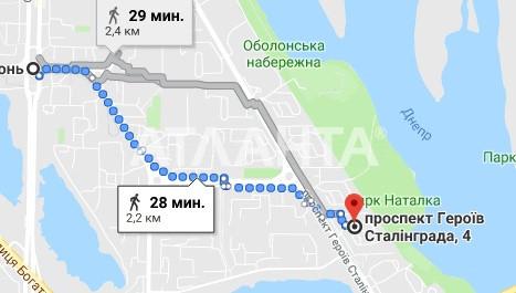 Продается 3-комнатная Квартира на ул. Просп. Героев Сталинграда — 220 000 у.е. (фото №12)