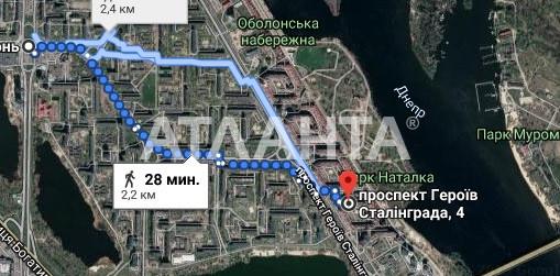 Продается 3-комнатная Квартира на ул. Просп. Героев Сталинграда — 220 000 у.е. (фото №13)