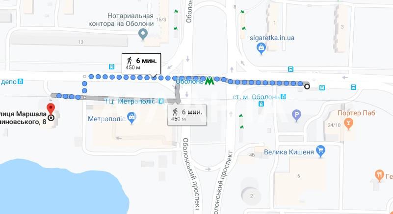 Продается 2-комнатная Квартира на ул. Ул. Малиновского — 160 000 у.е. (фото №15)