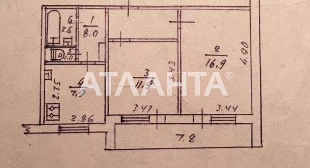 Продается 2-комнатная Квартира на ул. Смолича — 48 000 у.е. (фото №23)