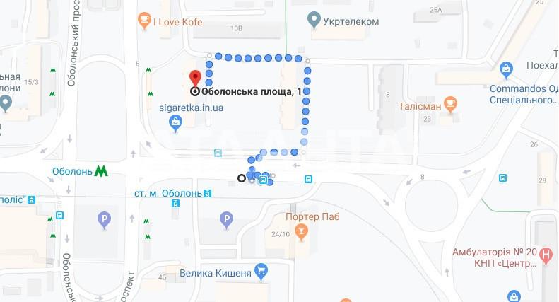Продается 1-комнатная Квартира на ул. Пл. Оболонская(Дружбы Народов) — 47 800 у.е. (фото №9)