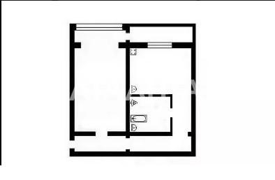 Продается 1-комнатная Квартира на ул. Ул. Малиновского — 50 000 у.е. (фото №8)