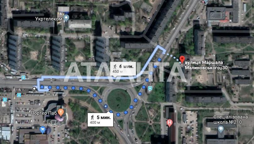 Продается 1-комнатная Квартира на ул. Ул. Малиновского — 50 000 у.е. (фото №10)
