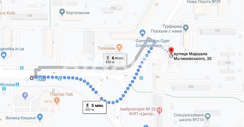 Продается 1-комнатная Квартира на ул. Ул. Малиновского — 50 000 у.е. (фото №11)