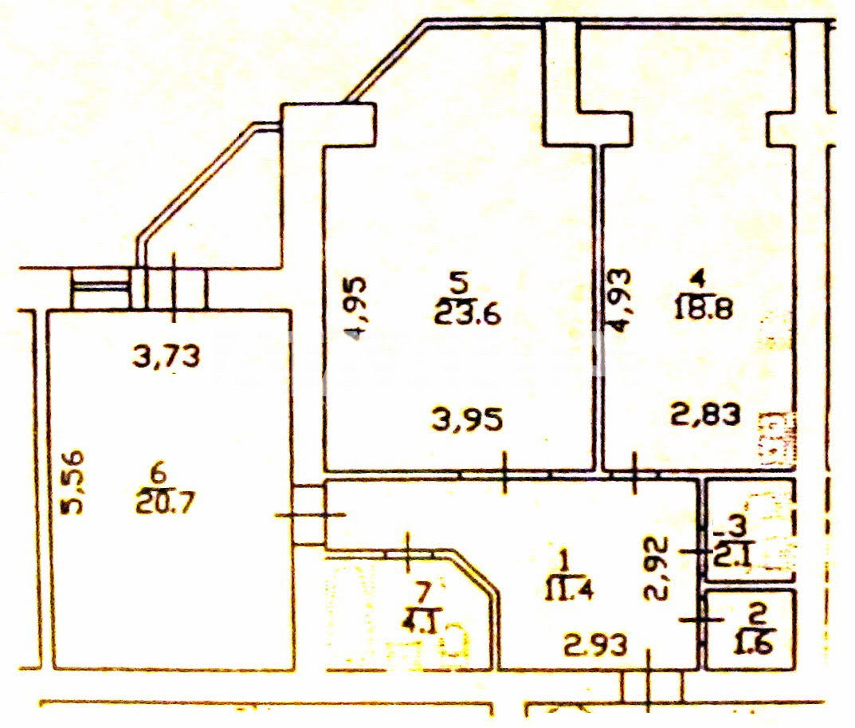 Продается 2-комнатная Квартира на ул. Ул. Ломоносова — 103 000 у.е. (фото №19)