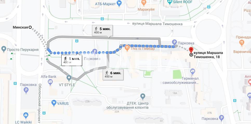 Продается 2-комнатная Квартира на ул. Ул. Тимошенко — 150 000 у.е. (фото №11)