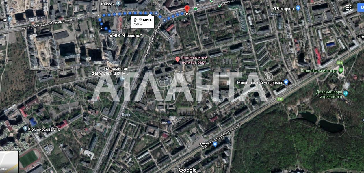 Продается 1-комнатная Квартира на ул. Ул. Максимовича — 42 000 у.е. (фото №3)