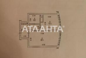 Продается 1-комнатная Квартира на ул. Просп. Героев Сталинграда — 115 000 у.е. (фото №13)
