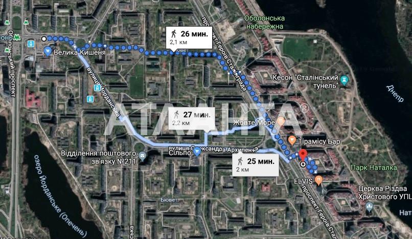 Продается 1-комнатная Квартира на ул. Просп. Героев Сталинграда — 115 000 у.е. (фото №15)