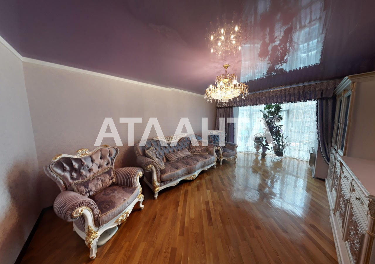 Продается 3-комнатная Квартира на ул. Ул. Ломоносова — 125 000 у.е. (фото №4)