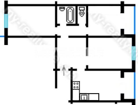 Продается 3-комнатная Квартира на ул. Ясиноватский Пер. — 83 000 у.е. (фото №2)