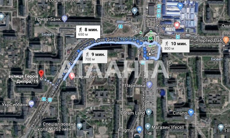 Продается 3-комнатная Квартира на ул. Ул. Героев Днепра — 80 000 у.е. (фото №14)